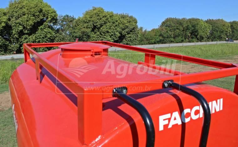Reboque Agrícola Tanque de Água 2300 L / 1 Eixo Rodado Simples / Sem Pneus – Facchini > Novo - Tanque de Água - Facchini - Agrobill - Tratores, Implementos Agrícolas, Pneus
