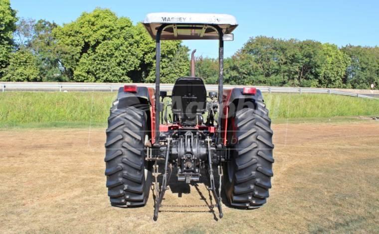 Trator Massey 275 4×2 Advanced ano 2006 com Creeper (REDUTOR DE VELOCIDADE) - Tratores - Massey Ferguson - Agrobill - Tratores, Implementos Agrícolas, Pneus