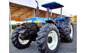 Trator New Holland 7630  4×4 ano 2014 com 1450 horas - Tratores - New Holland - Agrobill - Tratores, Implementos Agrícolas, Pneus