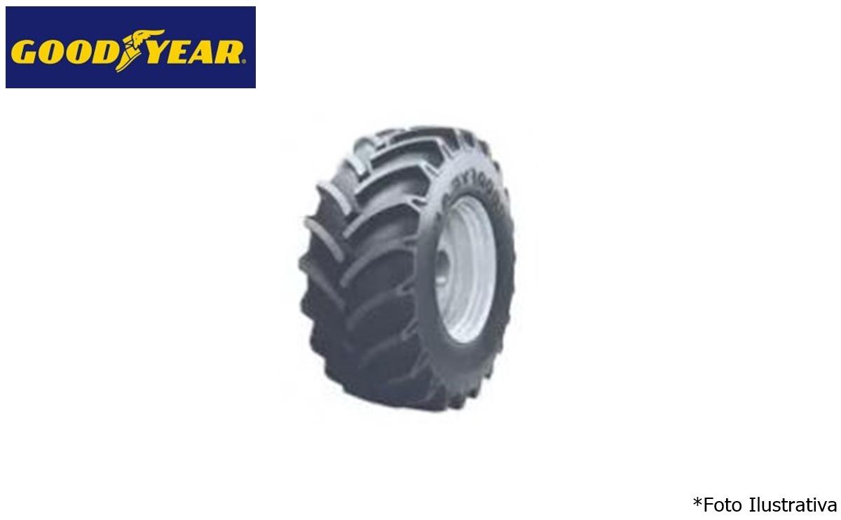 Pneu 600/65R28 / Radial – Goodyear – Titan > Novo - 600/65R28 - Goodyear - Agrobill - Tratores, Implementos Agrícolas, Pneus