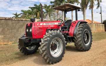 Trator Massey 275 4×4 Advanced ano 2008 - Tratores - Massey Ferguson - Agrobill - Tratores, Implementos Agrícolas, Pneus