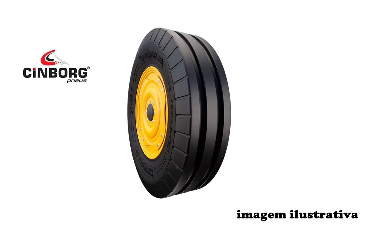 Pneu 900×16 / 10 Lonas – Cinborg – La Força > Novo - 900x16 - Cinborg - Agrobill - Tratores, Implementos Agrícolas, Pneus