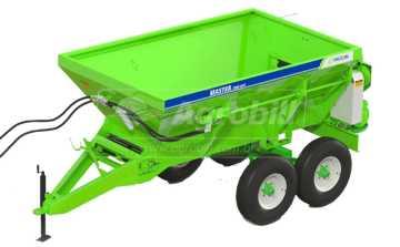 Distribuidor de Calcário, Fertilizantes e Compostos Orgânicos Master-DH1 7500 / com Esteira Precisa – Piccin > Novo - Distribuidor de Calcário - Piccin - Agrobill - Tratores, Implementos Agrícolas, Pneus