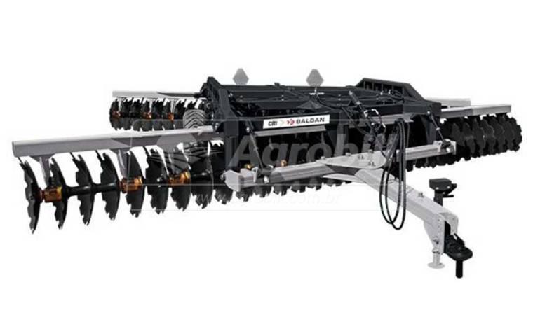 Grade Aradora Intermediária CRI 56 x 28″ – Baldan > Nova - Grades Aradoras - Baldan - Agrobill - Tratores, Implementos Agrícolas, Pneus