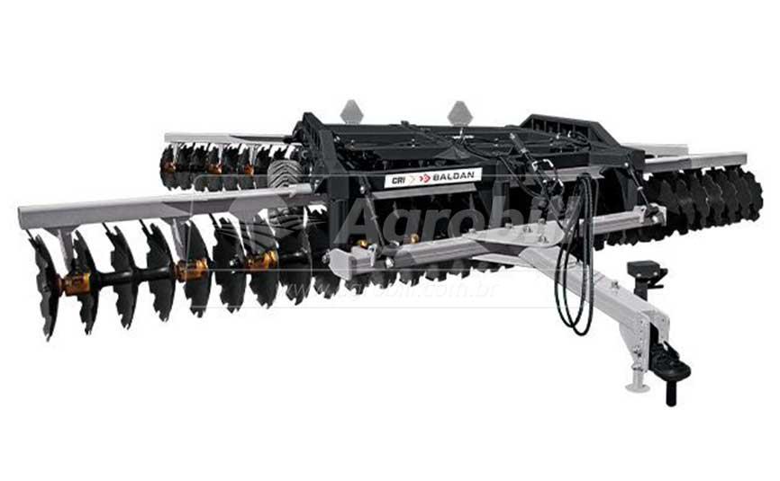 Grade Aradora Intermediária CRI 48 x 30″ x 7,5 mm – Baldan > Nova - Grades Aradoras - Baldan - Agrobill - Tratores, Implementos Agrícolas, Pneus