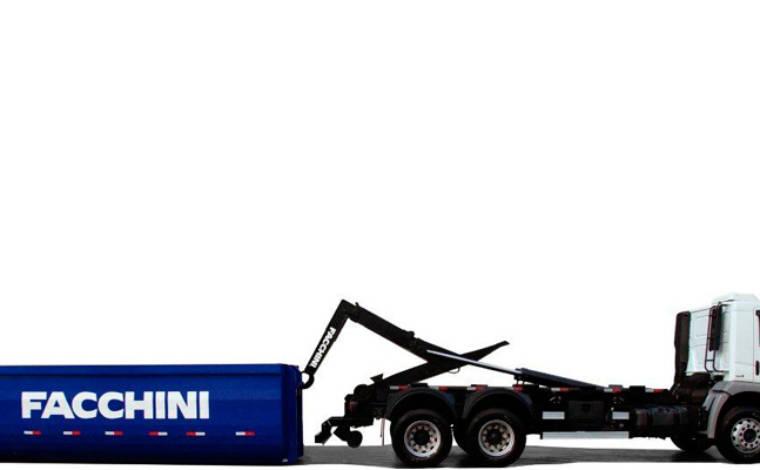 Caçamba 30 m³ para Roll On Roll Off – FACHINNI – 0 KM - Implementos Rodoviários - Facchini - Agrobill - Tratores, Implementos Agrícolas, Pneus
