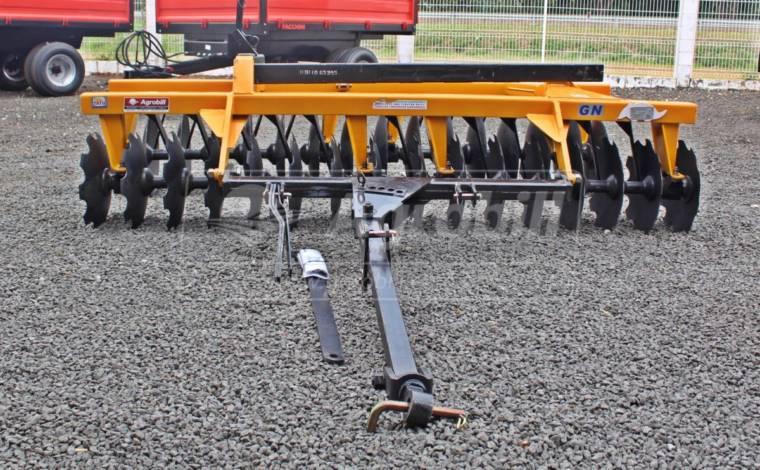 Grade Niveladora GN 32 x 20″ x 195 mm – Tatu Marchesan > Nova - Grades Niveladoras - Tatu Marchesan - Agrobill - Tratores, Implementos Agrícolas, Pneus