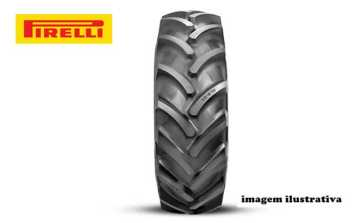 Pneu 12.4×38 / 06 Lonas – Pirelli – TM75 > Novo - 12.4x38 - Pirelli - Agrobill - Tratores, Implementos Agrícolas, Pneus