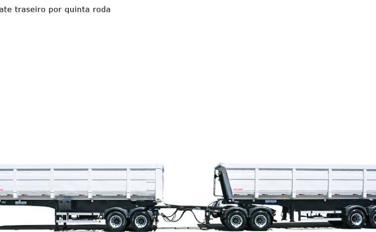 Rodotrem Basculante 9 Eixos Com Dolly FACHINNI 0km 2021 - Implementos Rodoviários - Facchini - Agrobill - Tratores, Implementos Agrícolas, Pneus