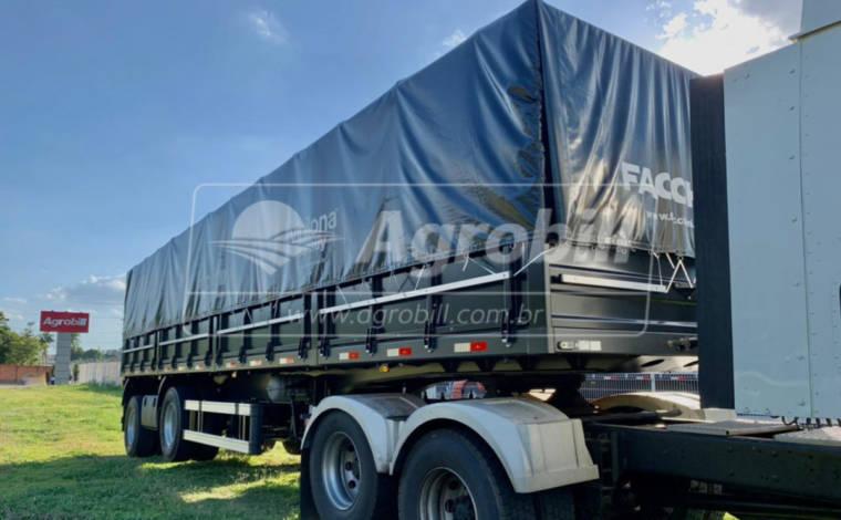 Carreta Graneleira 10.5 metros 2 Eixos S/ Pneus – FACCHINI 0KM - Graneleiro - Facchini - Agrobill - Tratores, Implementos Agrícolas, Pneus