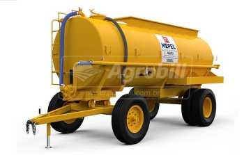 Carreta Tanque Abastecedor Pulverizador 10500L / 2 Eixos Simples + Duplo / Sem Pneus – Mepel > Novo - Tanque de Água - Mepel - Agrobill - Tratores, Implementos Agrícolas, Pneus