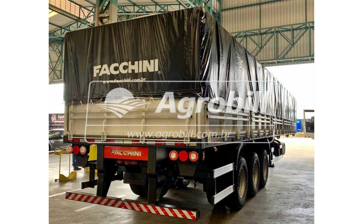 Carreta Graneleira 13.5 metros 3 Eixos S/ pneus – FACCHINI 0KM Pronta Entrega ! - Graneleiro - Facchini - Agrobill - Tratores, Implementos Agrícolas, Pneus