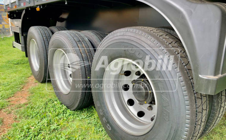 Carreta Graneleira 13.5 metros s/ pneus – FACCHINI – 0Km -Preço p/ Produtor Rural de SP. - Graneleiro - Facchini - Agrobill - Tratores, Implementos Agrícolas, Pneus