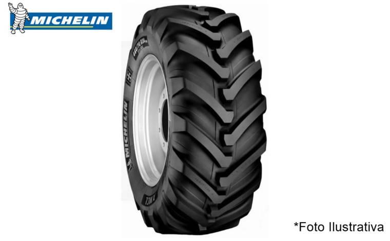 Pneu 500/70R24 (19.5×24) – RADIAL – Michelin – XMCL > Novo - 19.5x24 - Michelin - Agrobill - Tratores, Implementos Agrícolas, Pneus
