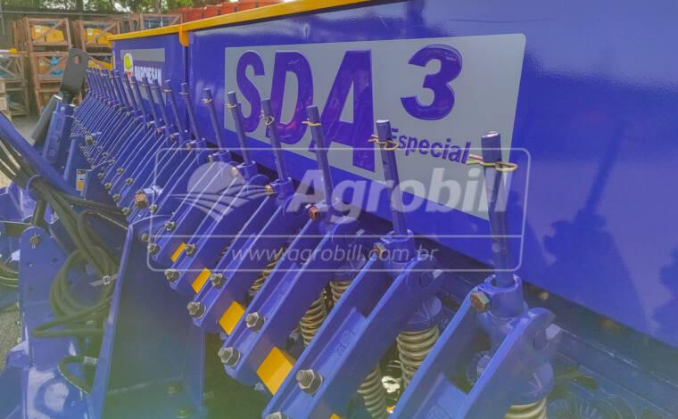 Semeadeira Direta Articulada SDA3 E 4060 / 21 linhas E 175 CD VT F310 S – 0116 TATU – Novo - Semeadeira - Tatu Marchesan - Agrobill - Tratores, Implementos Agrícolas, Pneus