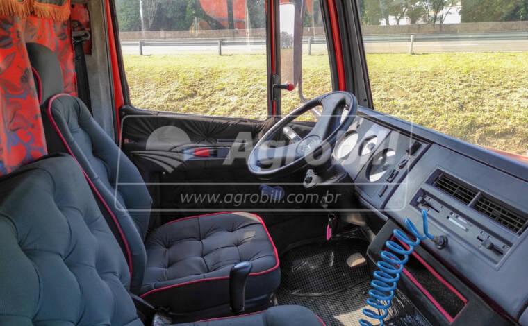 Caminhão Mercedes Benz L1618 6×2 ano 1990 No Chassis > Usado - Caminhões - Mercedes-Benz - Agrobill - Tratores, Implementos Agrícolas, Pneus