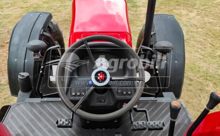 Trator MF 4292 HD 4×4 ano 2016 c/ Creeper (Redutor de velocidade) c/1261 horas. - Tratores - Massey Ferguson - Agrobill - Tratores, Implementos Agrícolas, Pneus
