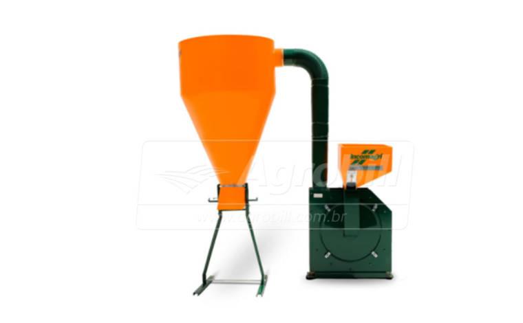 Triturador de Milho TIN 2 / com Ciclone / Kit Calha – Incomagri > Novo - Triturador / Moinho - Incomagri - Agrobill - Tratores, Implementos Agrícolas, Pneus
