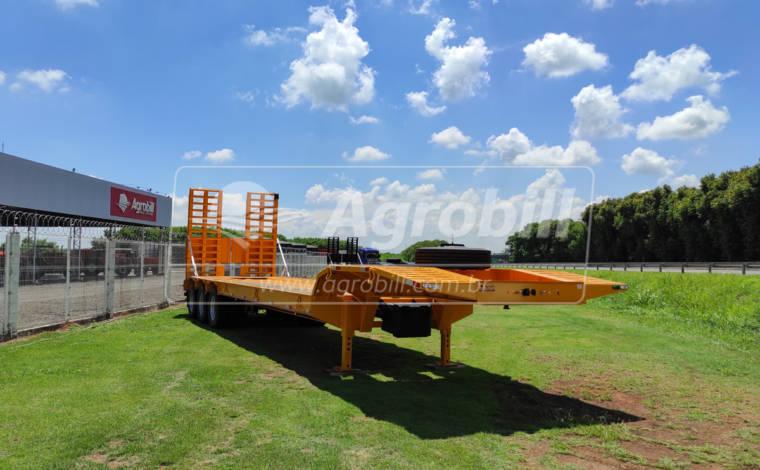 Prancha de 14 metros p/ 40 Toneladas de 3 eixos s/ Pneus – FACCHINI 0KM - Pranchas - Facchini - Agrobill - Tratores, Implementos Agrícolas, Pneus