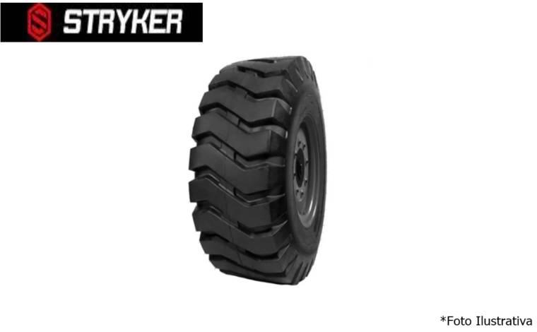 Pneu 17.5×25 / 20 Lonas – Stryker > Novo - 17.5x25 - Stryker - Agrobill - Tratores, Implementos Agrícolas, Pneus