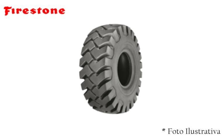 Pneu 20.5×25 / 16 Lonas – Firestone – L-3 > Novo - 20.5x25 - Firestone - Agrobill - Tratores, Implementos Agrícolas, Pneus