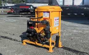 Incorporador de Defensivos Max Eco 1T 200 L / com Moto Bomba de 7 CV Diesel / Partida manual – Mepel > Novo - Pulverizadores - Mepel - Agrobill - Tratores, Implementos Agrícolas, Pneus