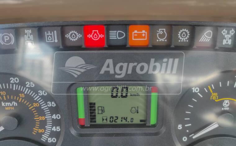 Trator John Deere 6100 J 4×4 ano 2019 seminovo c/ 214 horas com Conjunto Frontal Pantográfico - Tratores - John Deere - Agrobill - Tratores, Implementos Agrícolas, Pneus