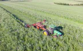 Rolo Faca T-Rex 3650 / 6,5 m em 3 seções – Agrimec > Novo - Rolos Destorroador / Rolos Faca - Agrimec - Agrobill - Tratores, Implementos Agrícolas, Pneus