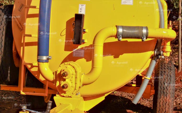 Carreta Tanque Combate Incêndio CARTBB 8500L / Tandem / Sem Pneus – Mepel > Novo - Tanque de Água - Mepel - Agrobill - Tratores, Implementos Agrícolas, Pneus