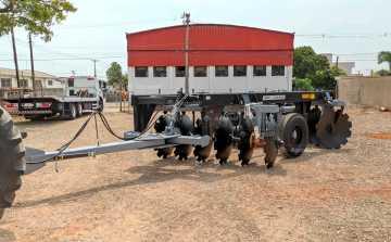 Grade Aradora Super Pesada GSPCR 12 x 42″ x 500 mm – Baldan > Nova - Grades Aradoras - Baldan - Agrobill - Tratores, Implementos Agrícolas, Pneus