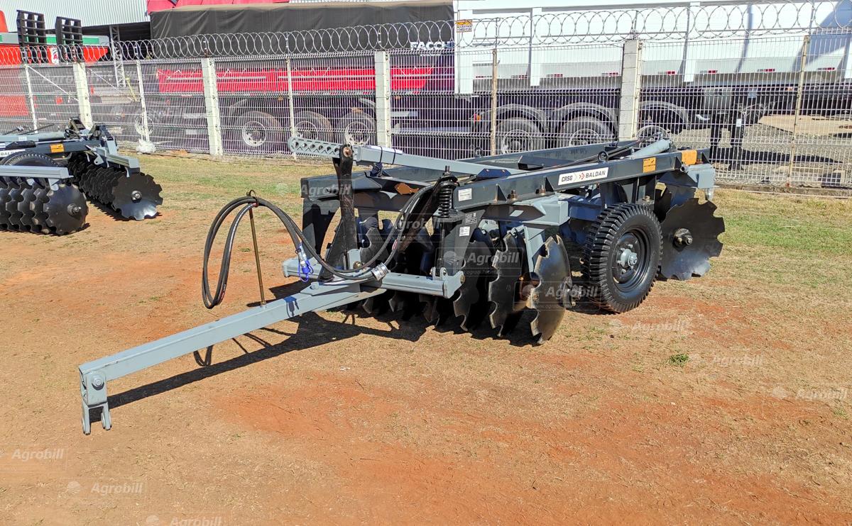 Grade Aradora Controle Remoto CRSG 14 x 28″ – Baldan > Nova - Grades Aradoras - Baldan - Agrobill - Tratores, Implementos Agrícolas, Pneus
