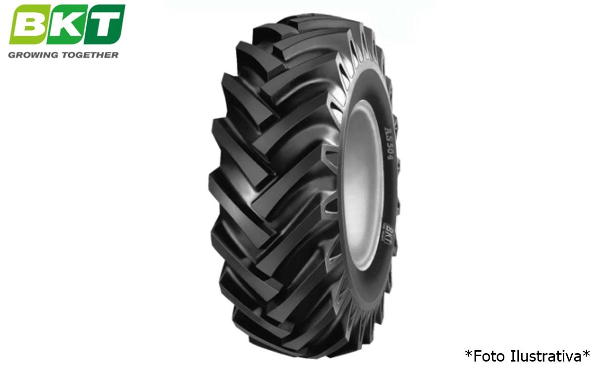 Pneu 16.0/70×20 > 12 Lonas > BKT AS504 TL - Pneus Agrícolas - BKT - Agrobill - Tratores, Implementos Agrícolas, Pneus