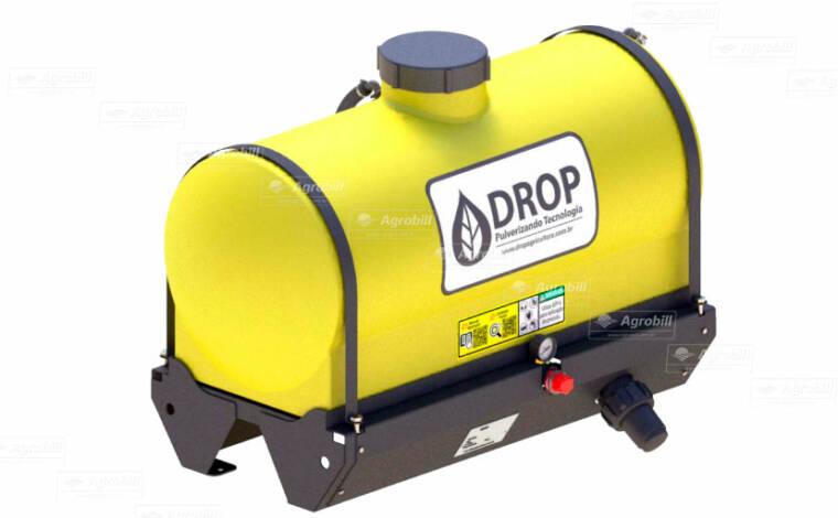 Aplicador Inoculante p/ Colhedora forragem 120 L / com Suporte – Drop > Novo - Colhedora de Forragens / Forrageira - Drop - Agrobill - Tratores, Implementos Agrícolas, Pneus
