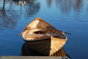 barque bois