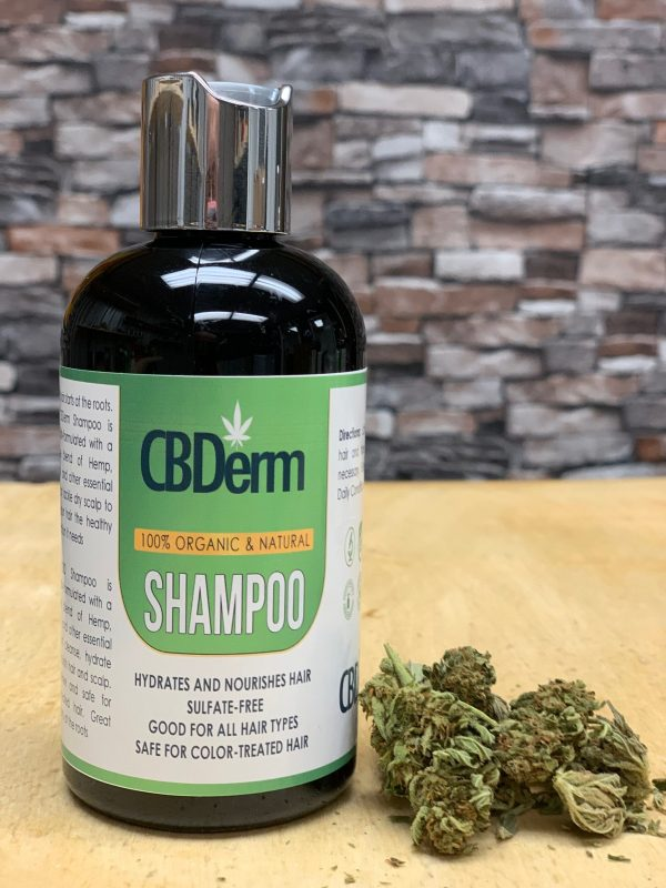 CBD Shampoo Conditioner Combo