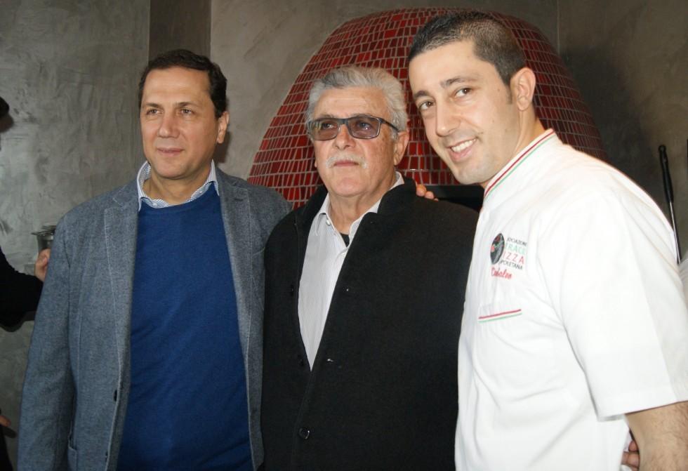 Napoli 50 Kal la nuova pizzeria di Ciro Salvo  Agrodolce