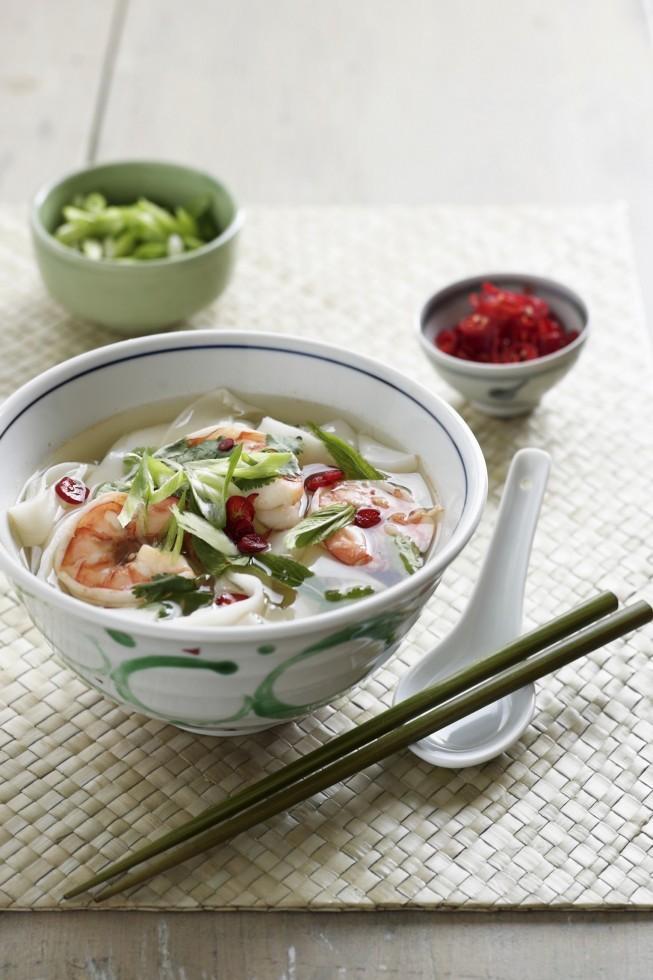 Pho la zuppa di pesce vietnamita  Agrodolce