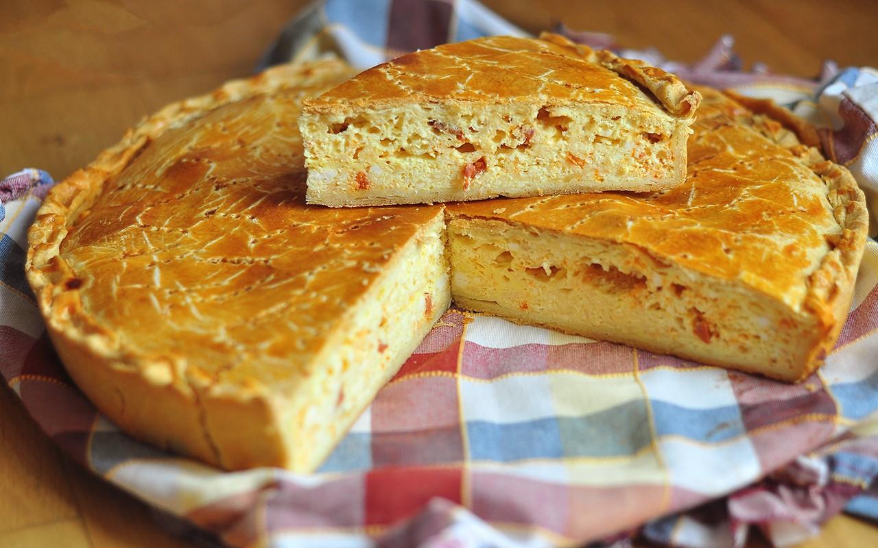 Pizza rustica con ricotta ricetta tipica pasquale  Agrodolce