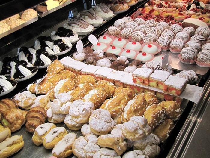 Roma dove comprare il perfetto cabaret di paste  Agrodolce