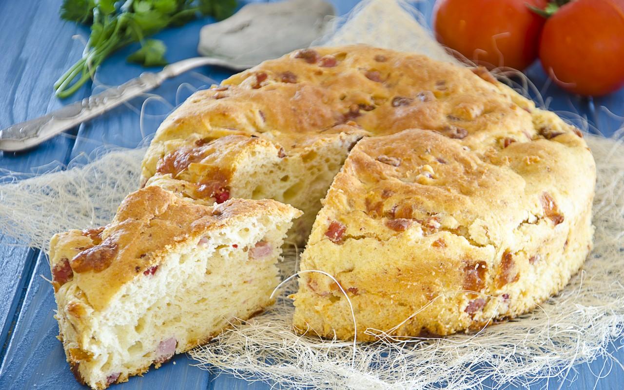 Ricetta Pizza rustica di Santa Chiara  Agrodolce