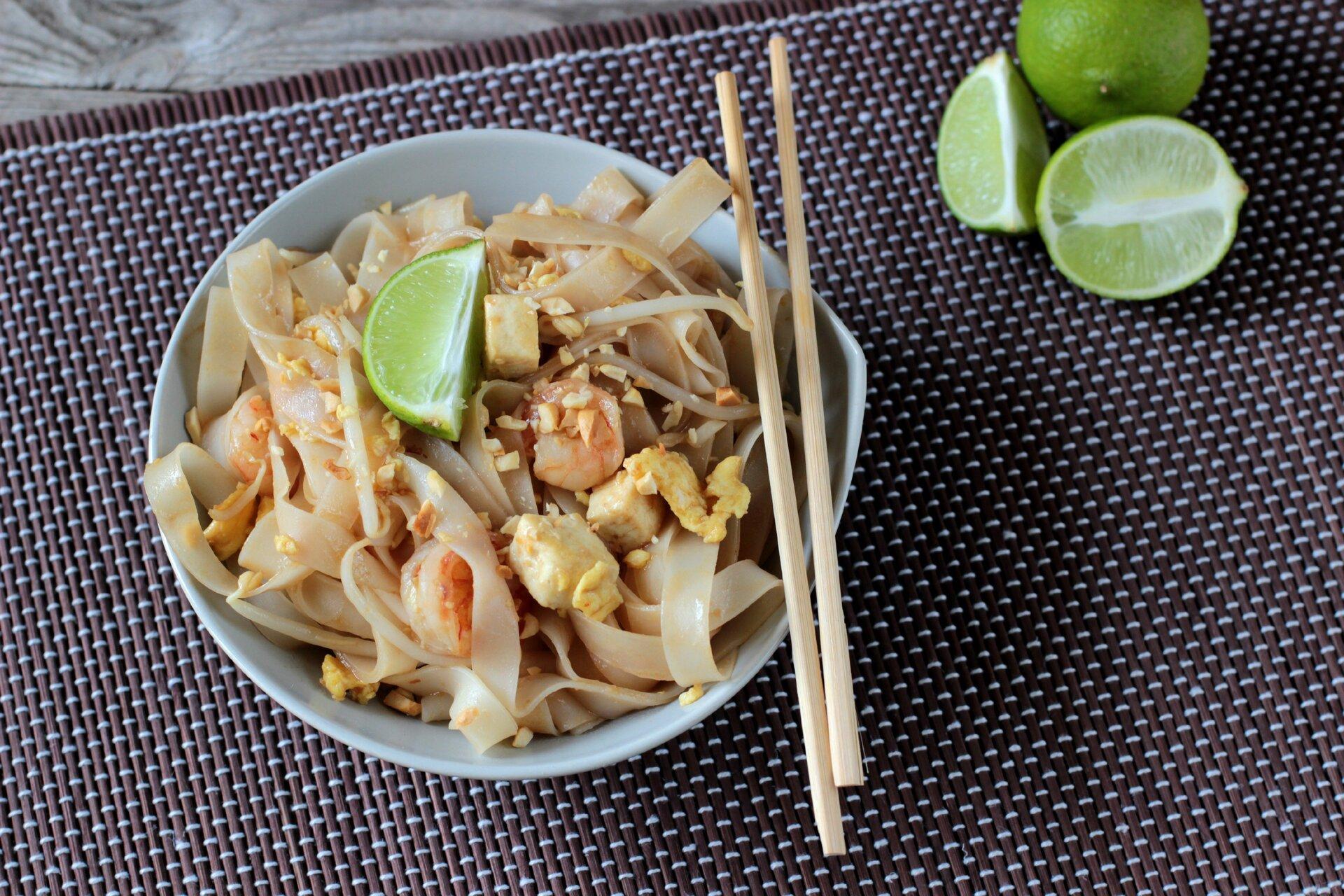 Pad Thai gusto dalla Thailandia  Agrodolce
