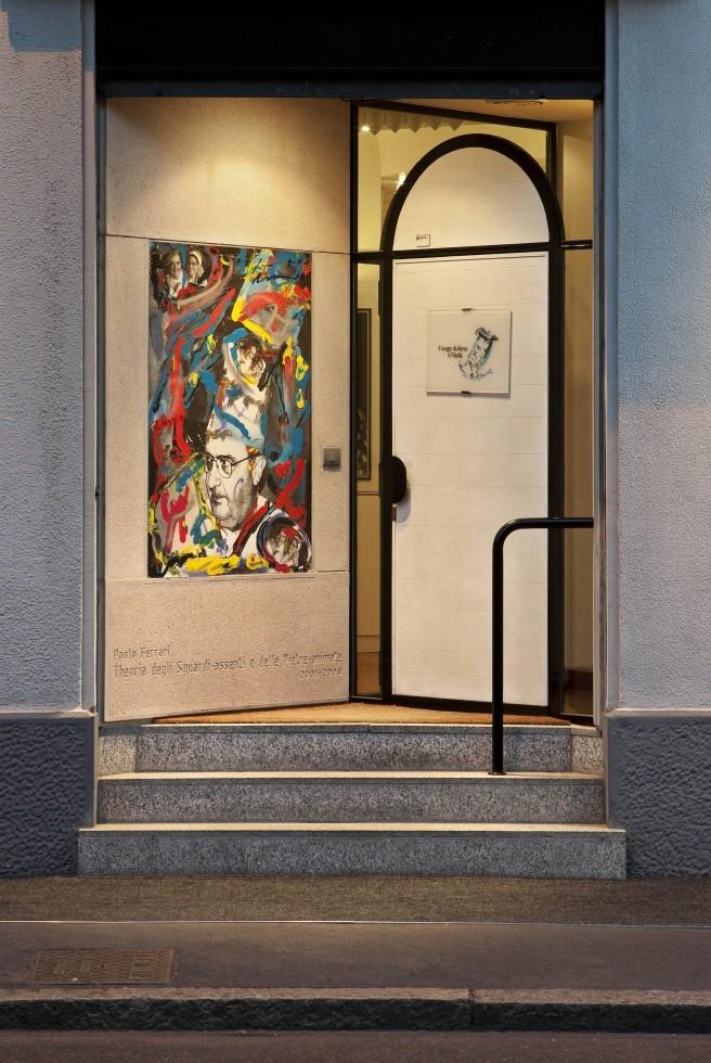 Il Luogo di Aimo e Nadia Milano  3  Gallerie  Agrodolce