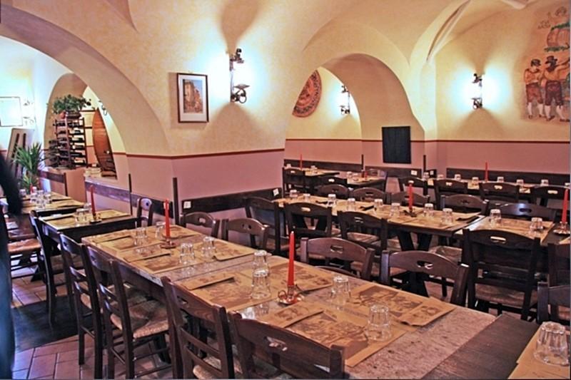 Al Grottino Roma  Agrodolce