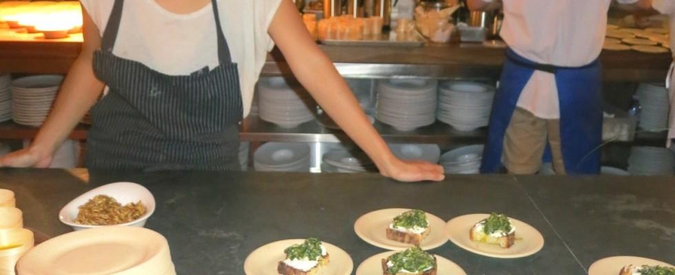 Le donne chef di Culinaria 2014 Pamela Yung  Agrodolce