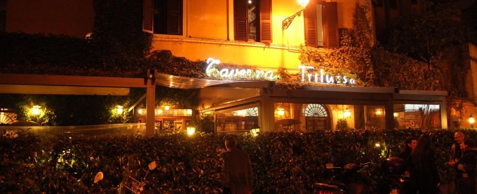 Taverna Trilussa Roma  Agrodolce