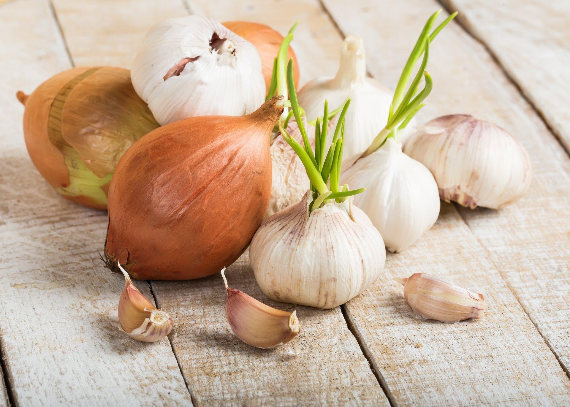 Come utilizzare aglio e cipolla in cucina  Agrodolce