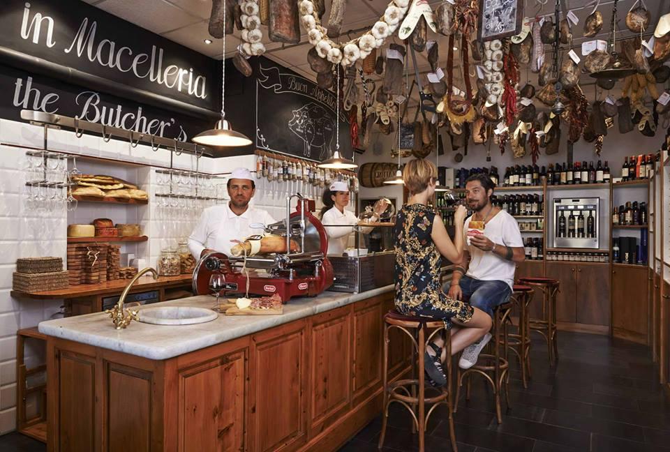 Antica Macelleria Falorni Firenze  Agrodolce