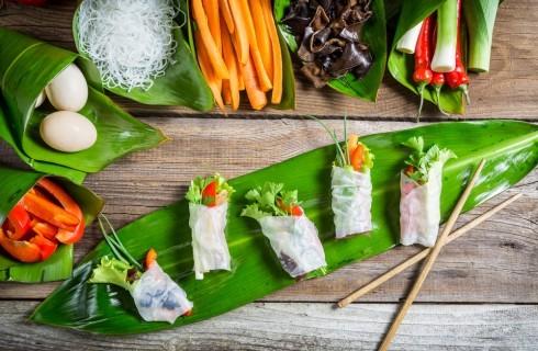 Cucina Vietnamita ricette e tradizioni  Agrodolce