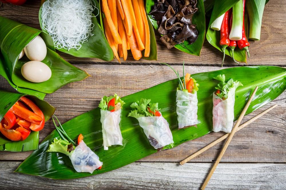 Vietnam Mon Amour cucina vietnamita  Agrodolce