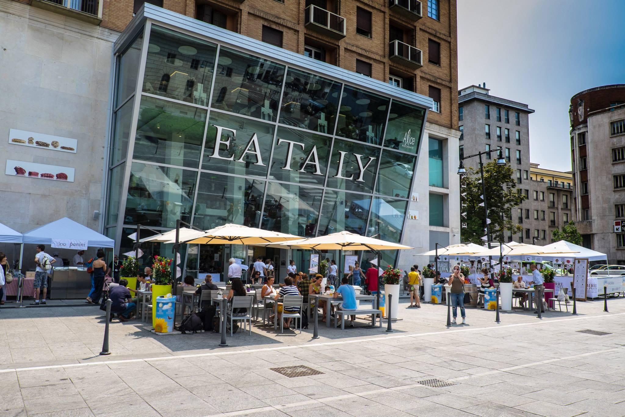 Eataly  Ristorantini Milano  Agrodolce